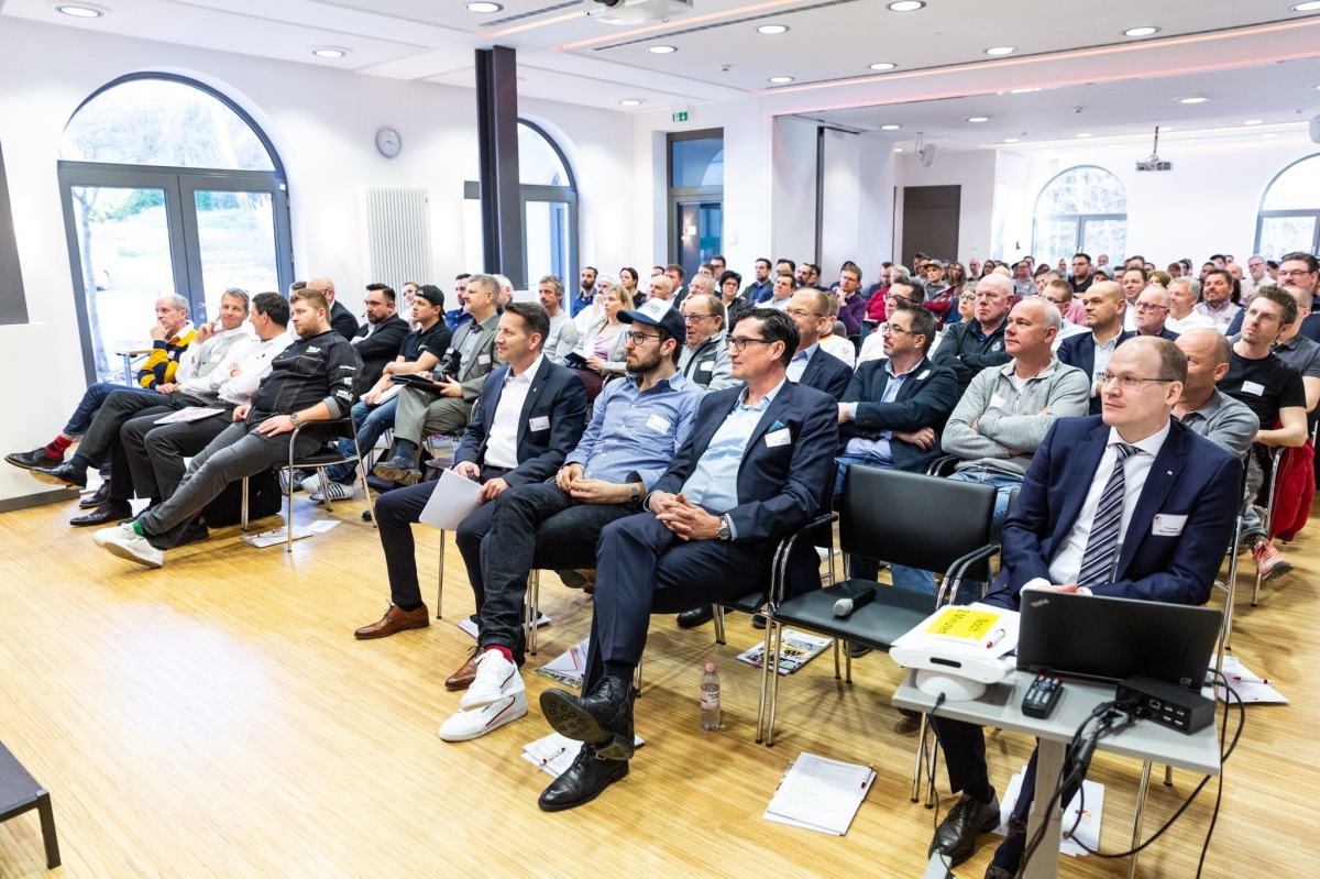 Beim Brotforum 2019